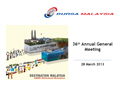 36th Annual General Meeting