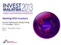 Invest Malaysia Hong Kong