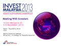 Invest Malaysia US
